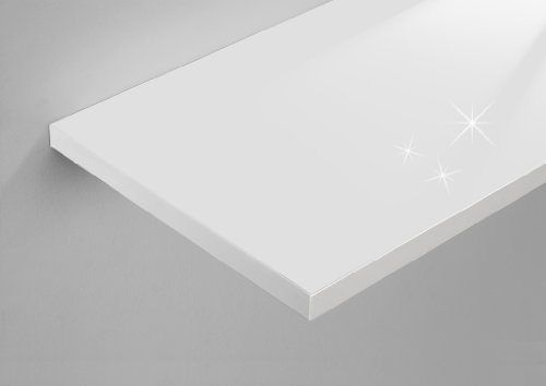 regalwelt 9003 sc wsm wandregal slim candleboard 300 x 130 x 19 cm wandboard. Black Bedroom Furniture Sets. Home Design Ideas