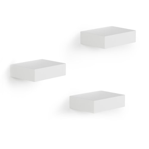 Umbra 325560-660 Showcase Shelves White