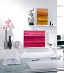 Sigel GA111 Galerieboard gallery / Regal- bzw. Ablageboard, 50 cm, Acrylleiste, transparent (glasklar) - weitere Größe auswählbar